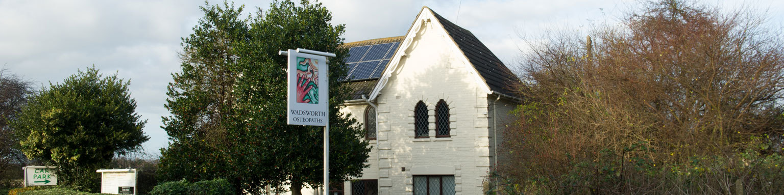 Wadsworth Osteopaths, Holly House, Cottingham